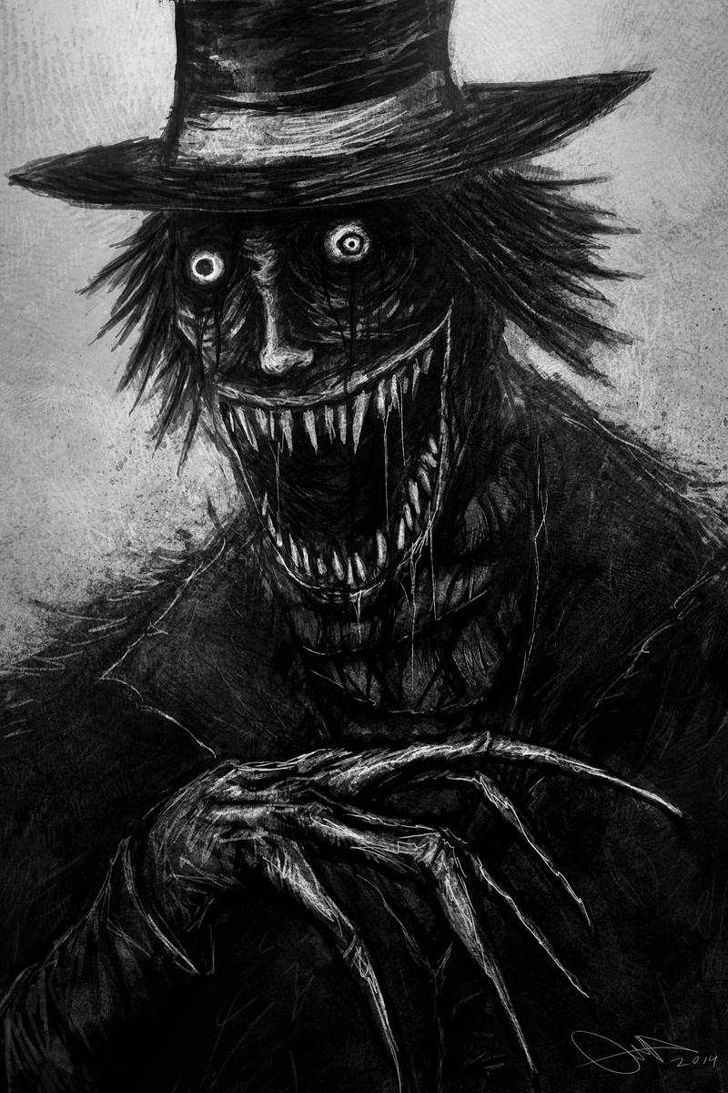 The Babadook by Eemeling on DeviantArt