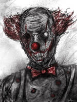 Demonic Clown