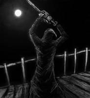Novel Illustration by Eemeling