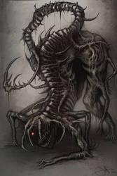 Pus Beast by Eemeling