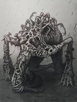 Hand Monster by Eemeling
