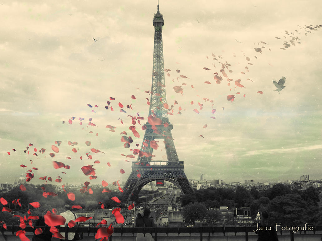 Love in Paris by Januphoto on DeviantArt