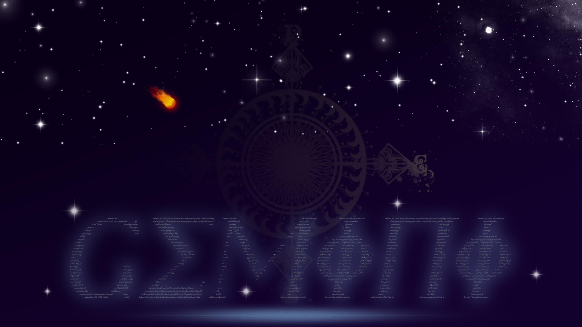 Gemini Zodiac Astrology Symbolic Hd Wallpaper By Sleepy Stardust On Deviantart