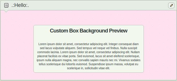 Small Pink Pixel Hearts Custom Box Background by Sleepy-Stardust