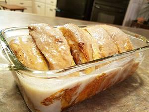 Pimpkin Spice Pull Apart Bread by Sleepy-Stardust