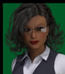 Linda Moreno Profile Picture by Lady-Cinderella
