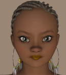 Katisha Profile Picture by Lady-Cinderella