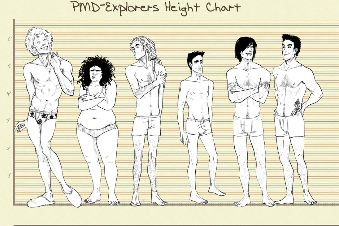 Body Types 2 by wandaluvstacos on DeviantArt