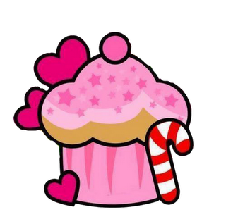 Cute Cupcake PNG by YselleSwiftie on DeviantArt