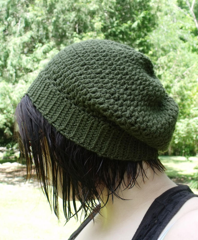 Hipster Hat Knitting Pattern : Hipster Hat in Moss 1 by LiebeTacos on DeviantArt