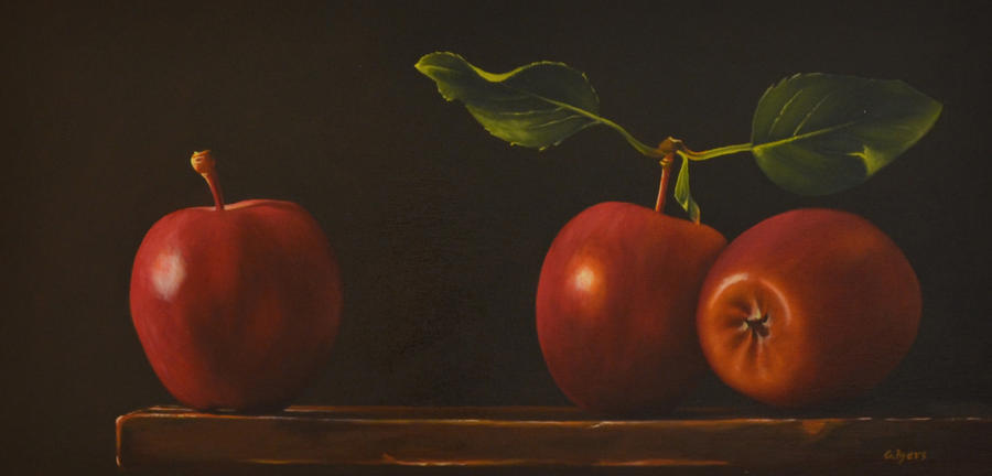 Apples by georgeayers2000