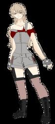 Asami Sakurai (K Oc) by LadyTrSharon