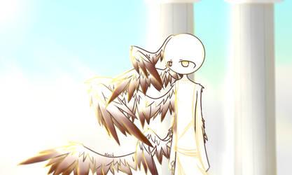(Gift#2)Wings by EsBlack