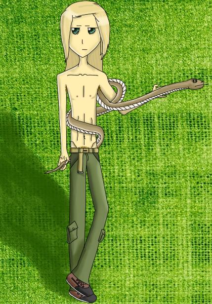 Snake by bloodyunown
