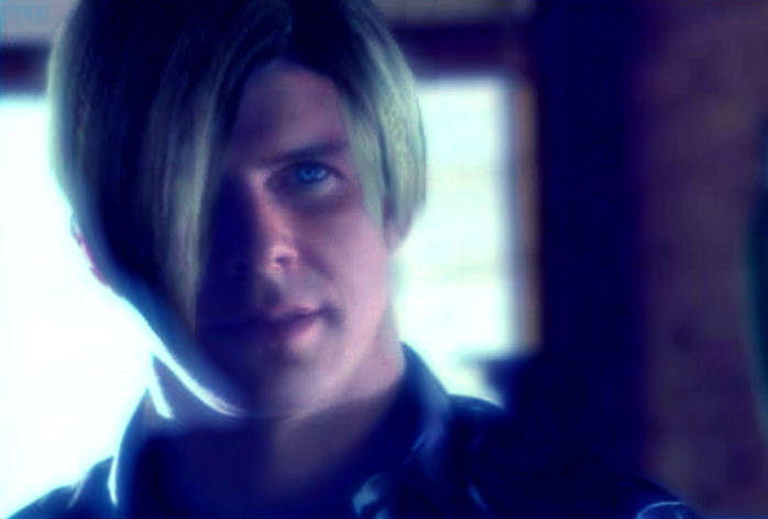 Leon Kennedy Hair Leon kennedy by yourdiseases