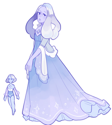 [Closed] Winter Diamond and Pearl Adoptable by pearlessense