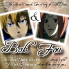 Bak and Fou by jaderella