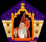 Chocolate Frog Card - Albus Dumbledore