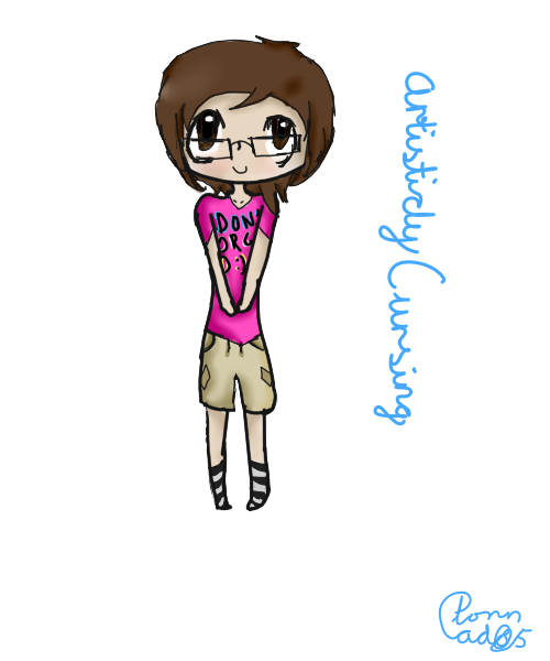 Sketch of Myself by Tornado05