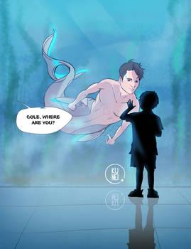 Mermaid!AU
