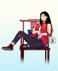 Mulan by SpKunei