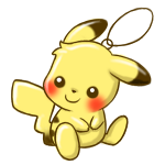 Pikachu Charm by Sarilain