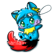 Commission : Frostbite Charm by Sarilain