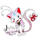 *Re-uploading* OLD Art: Aria