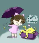 *Re-uploading* OLD Art: Sari's Lookie