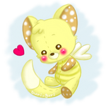 *Re-uploading* OLD Art: Plushie Faellie