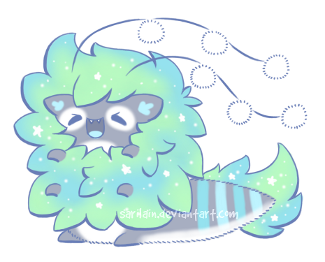 Beware the Kitterpillar! by Sarilain