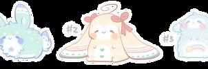 [CLOSED] Bunny Adoptables (Art Challenge)