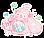 Commission: Chubby for Xxebonysongxx