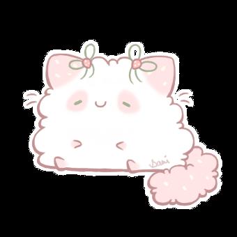 Strawberry Kitty by Sarilain