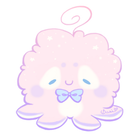 [CLOSED] Octopuff #16 by Sarilain