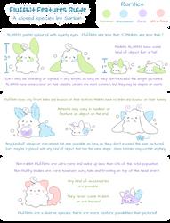 Fluffbit Species Guide