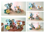 [CLOSED] Polymer Clay Unicorns