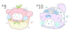 [CLOSED] Snugglies #9 and #10