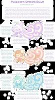 MYO Species w/Lineart: Pufficorn