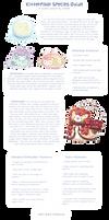 Kitterpillar Species Guide