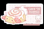Cakie #32, Cinnaberry