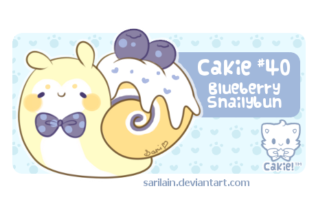 [CLOSED] Cakie #40 by Sarilain