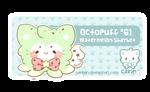 Octopuff #61 for fluffydaeandor