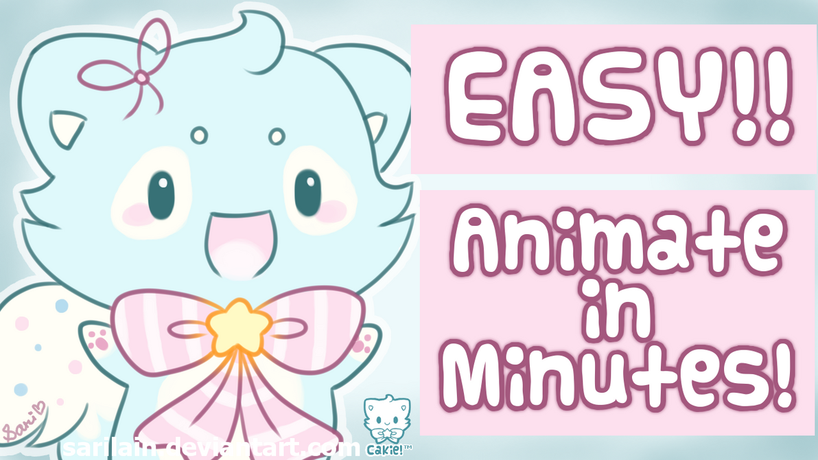 SUPER EASY Animation Tutorial!! by Sarilain