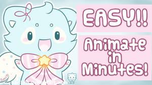 SUPER EASY Animation Tutorial!!