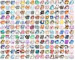 All The Chubbicons