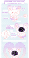 NOW W/ MAGIC FARTS :: Pandeer Species Guide