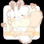 P2U Fuzzy Moth Cat