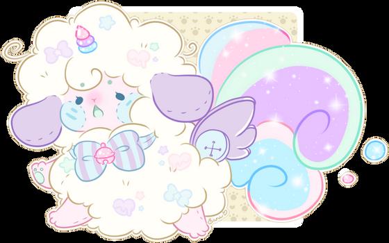 [Pending] OTA Pastel Rainbow Pufficorn