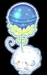 Blue Lolly Sugarling